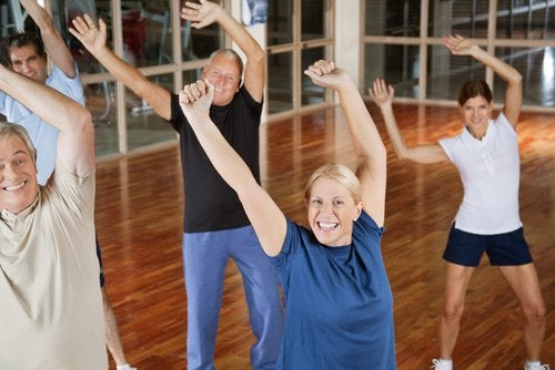 Zumba Gold este un program destinat vârstnicilor