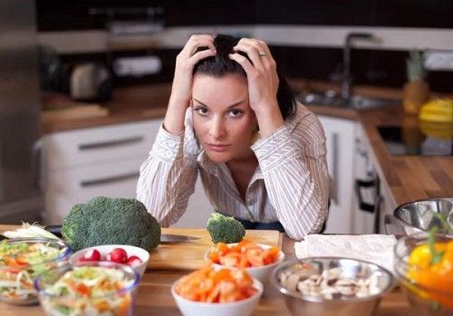 7 alimente ce taie pofta de mâncare asociată anxietății