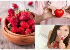Căpșunele au multe beneficii pentru sănătate