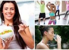 Diverse obiceiuri simple te ajută să arzi mai multe calorii