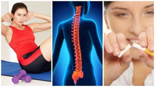 Coloana vertebrală – 8 trucuri ca să o menții puternică
