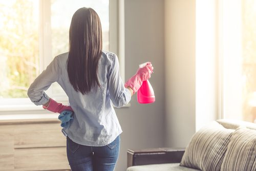 Curățenia excesivă ca manifestare a unei tulburări psihice