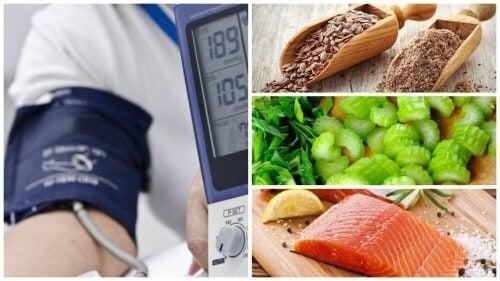 Hipertensiunea arterială este influențată de alimentația pacientului