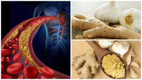 Hipertensiunea și colesterolul mărit: remediu natural
