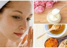 Diminuează petele de pe față cu remedii naturale