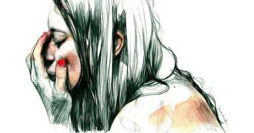 Chiar dacă promite că se va schimba, suferința rămâne aceeași