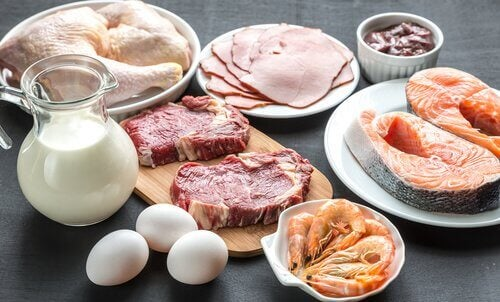 Consumul de proteine stimulează arderea grăsimilor