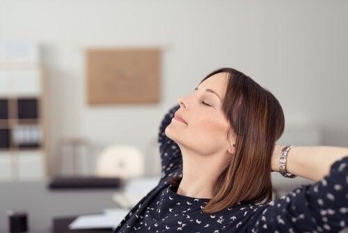 Relaxarea este importantă pentru un creier sănătos