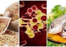 Anumite alimente reglează nivelul de colesterol