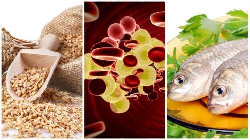 7 alimente care reglează nivelul de colesterol