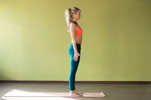 Postură corectă promovează arderea grăsimii abdominale