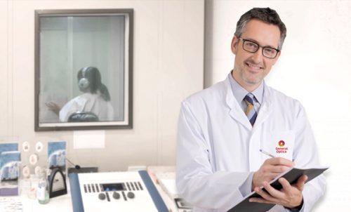 Medicul trebuie să îți verifice auzul anual