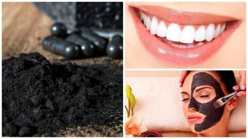 Cărbunele activ – 8 utilizări incredibile