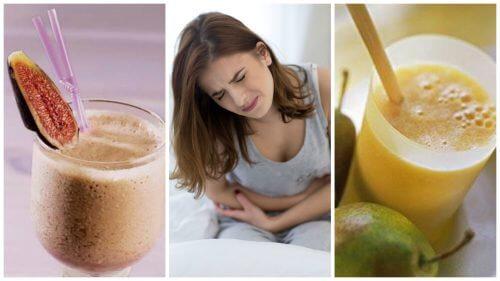 Tratezi constipația cu 5 băuturi laxative