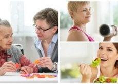 Anumite obiceiuri sănătoase ne ajută să evităm demența