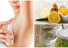 Poți prepara un deodorant natural la tine acasă