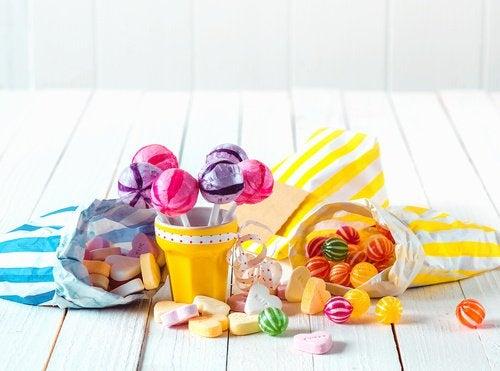 Dulciuri din zahăr