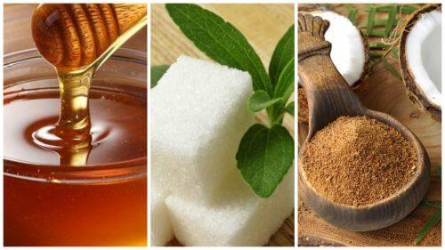 5 îndulcitori naturali care pot înlocui zahărul