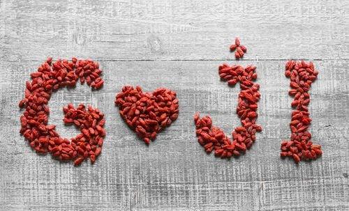 Fructele goji sunt benefice pentru femei