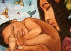 Instinctul matern este esențial în creșterea copiilor