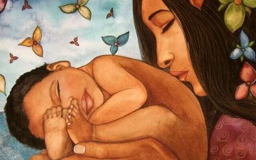 Instinctul matern nu trebuie niciodată ignorat