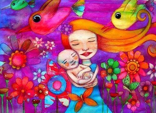 Lasă instinctul matern să te ghideze