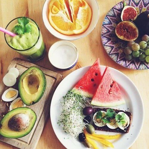 Masa sănătoasă determină reducerea trigliceridelor