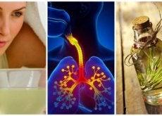 Poți ameliora simptomele bronșitei cu remedii naturale