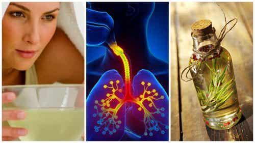 Combate simptomele bronșitei cu 6 remedii naturale