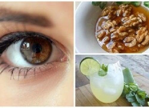 Sănătatea oculară și cum poate fi de ajutor aloe vera