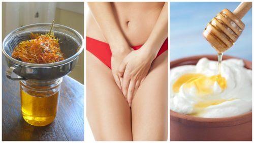 Secrețiile vaginale abundente: 6 remedii naturale