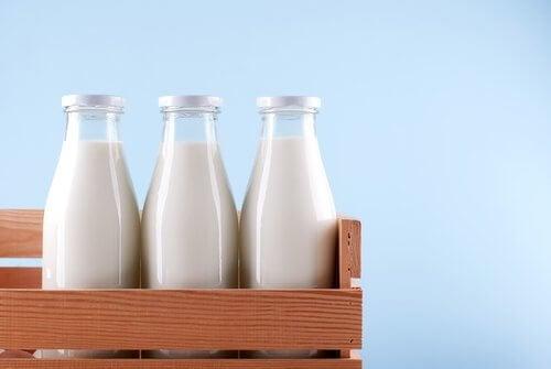 Somnolența poate fi cauzată de produsele lactate