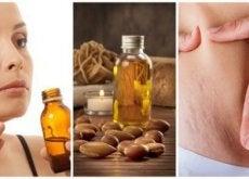 Uleiul de argan ajută la înfrumusețarea pielii