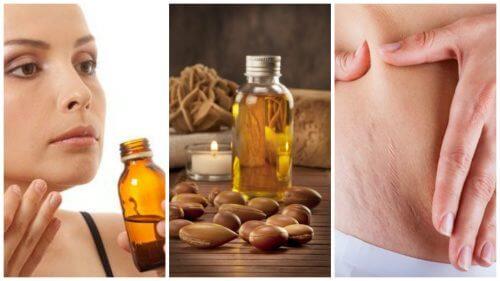 Uleiul de argan: 7 utilizări pentru îngrijirea pielii