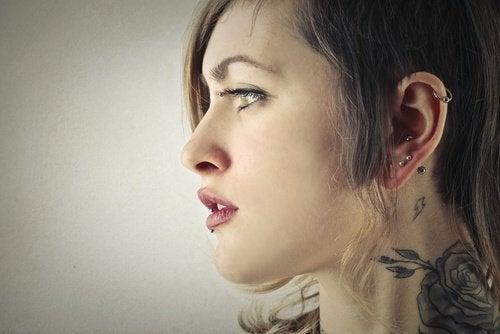 Urechile reprezintă o modalitate de identificare a unei persoane