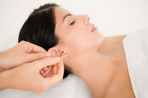 Urechile sunt utilizate în reflexologie