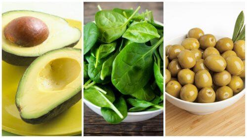 6 alimente bogate în vitamina E