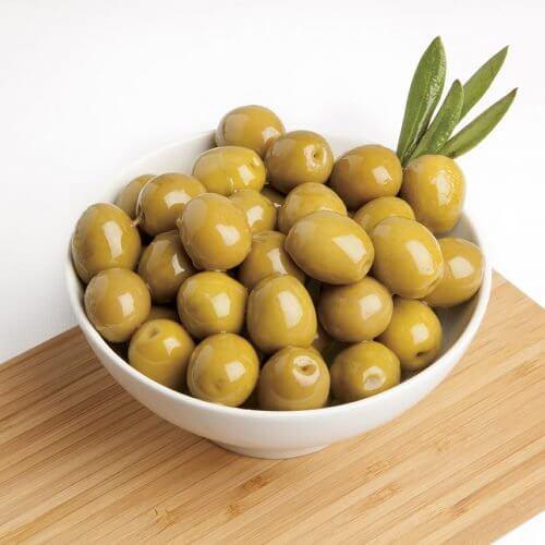 Măslinele sunt alimente bogate în vitamina E