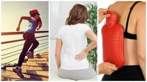 8 sfaturi pentru ameliorarea durerii de spate