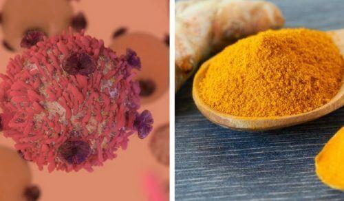 Mirodenia curcuma combate cancerul