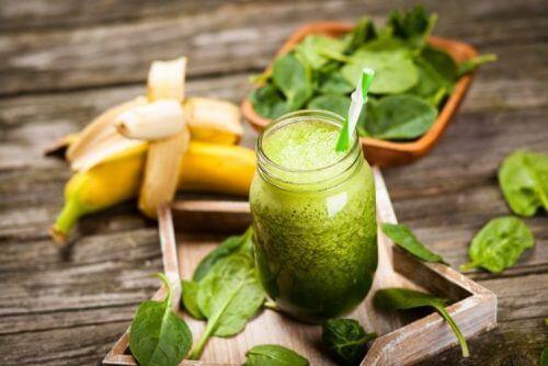Detoxificarea organismului cu smoothie din legume