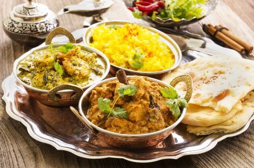 Dieta indiană include multe legume
