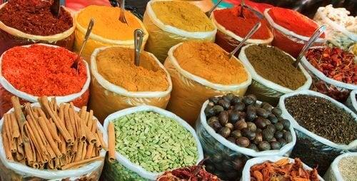 Dieta indiană este eficientă și datorită mirodeniilor