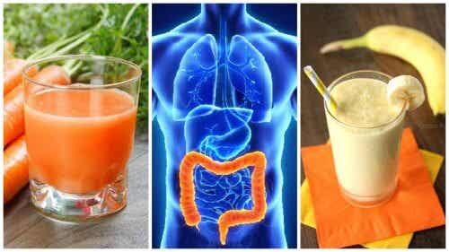Eliminarea deșeurilor din colon cu 7 remedii naturiste