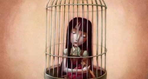 Senzația de gol în suflet își poate avea originile în copilărie