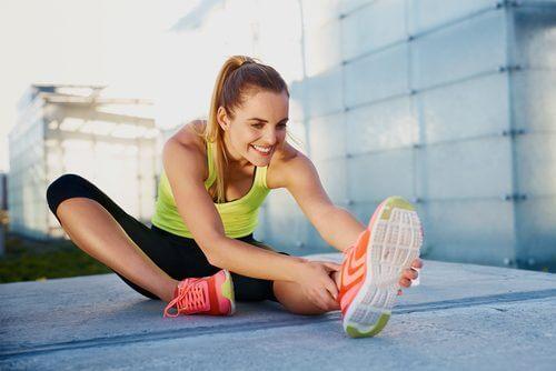 Întinderi pentru combaterea durerilor musculare