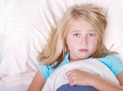 Tulburările de somn la copiii preșcolari pot fi prevenite