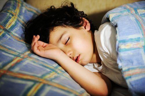 Tulburările de somn la copiii preșcolari: efecte negative