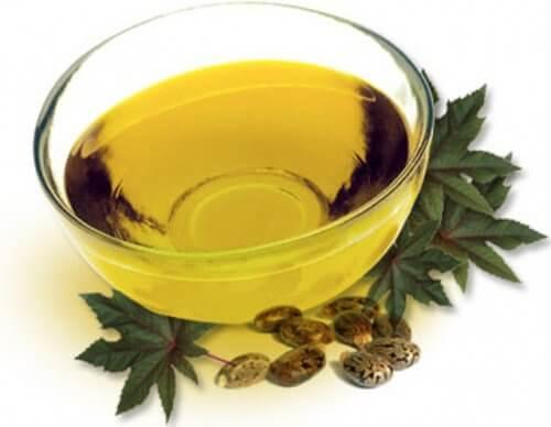 Uleiul de ricin este printre cele mai bune remedii pentru gâtul înțepenit