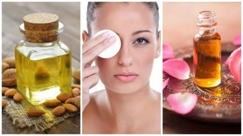 6 uleiuri naturale demachiante